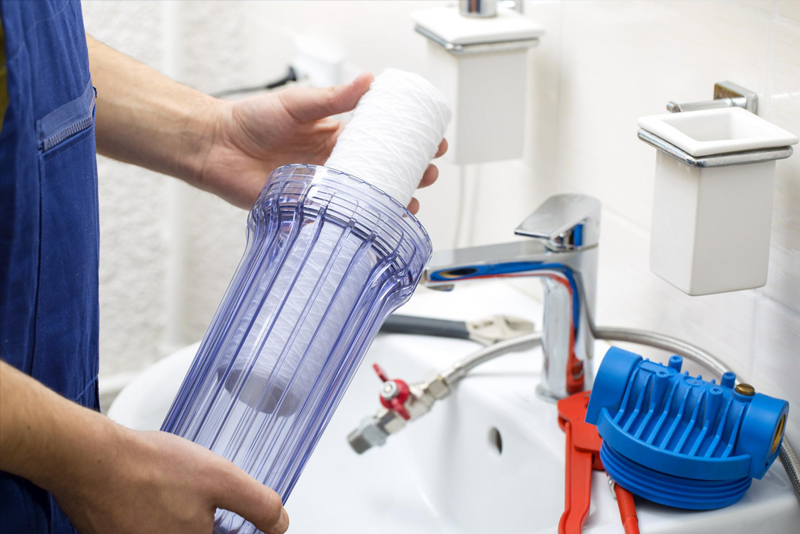 Water Filtration Systems Charlotte NC